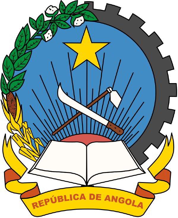 Angola arması