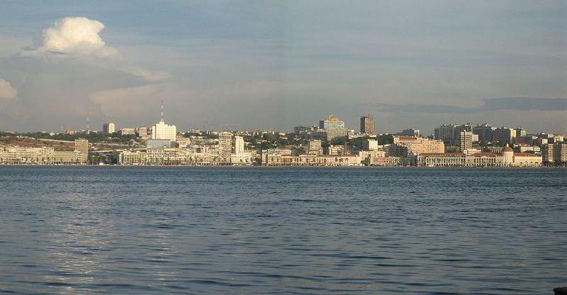 Başkent Luanda
