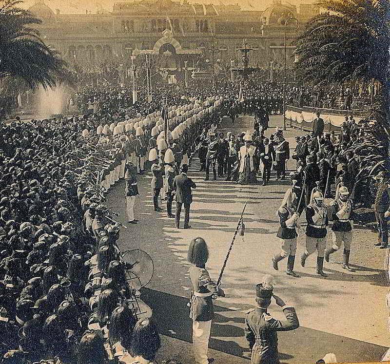 Arjantin 100. yıl kutlamaları - 25 Mayıs 1910