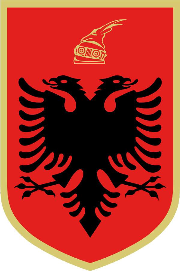 Arnavutluk arması