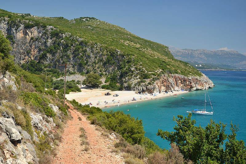 Gjipe Plajı
