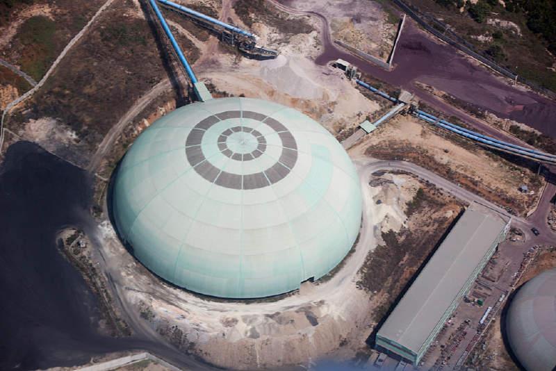 Antea çimento fabrikası - Fushë-Kruja