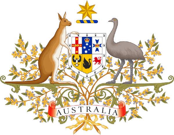 Avustralya arması