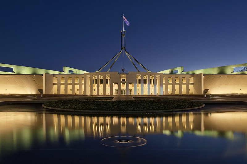 Parlamento Binası, Canberra