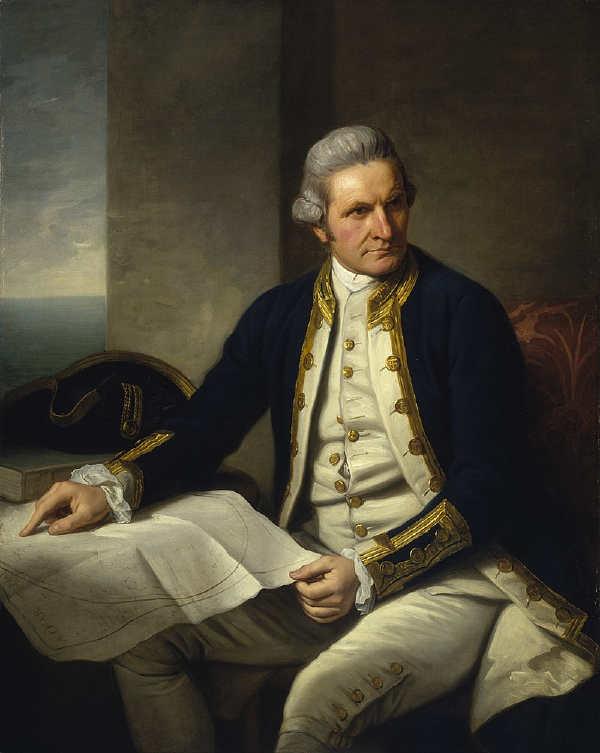 1770 yılında, kaşif James Cook, Büyük Britanya Krallığı için adanın üçte ikisini ele geçirdi.