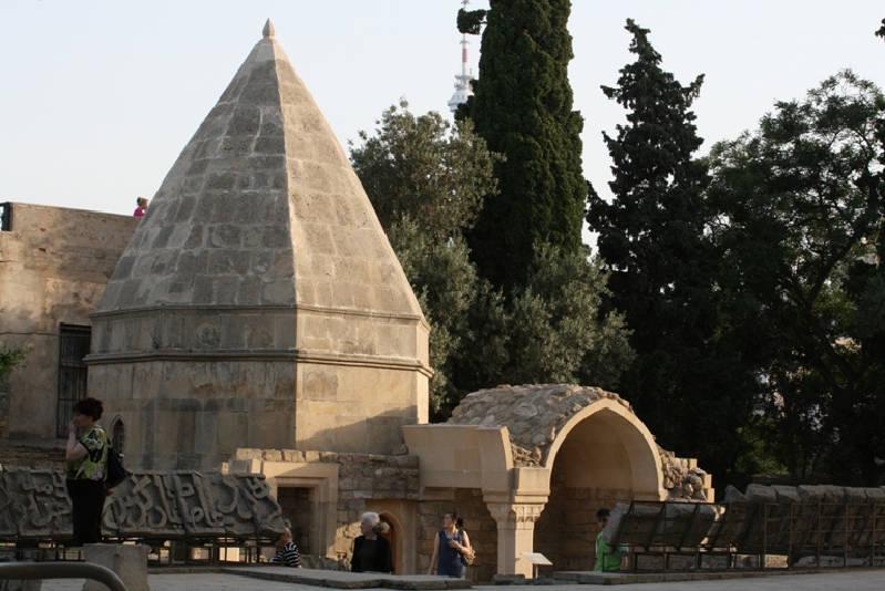 14. yüzyıldan kalma Keykubad Camisi