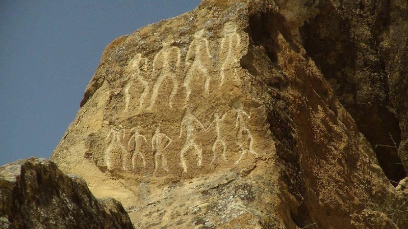 Kobustan'da milattan on bin yıl önce oluşturulduğu tespit edilen bulgular, UNESCO tarafından hazırlanan Dünya Mirasları listesine dahil edilmiştir.