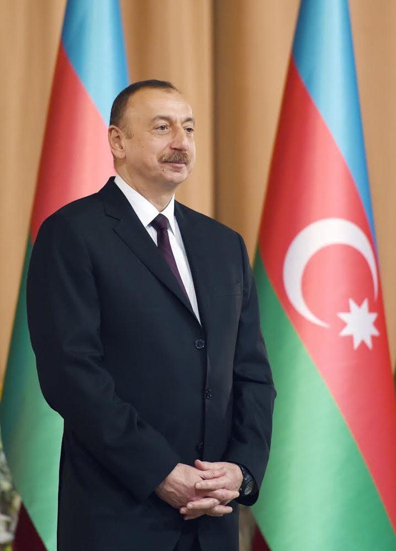 Cumhurbaşkanı İlham Aliyev
