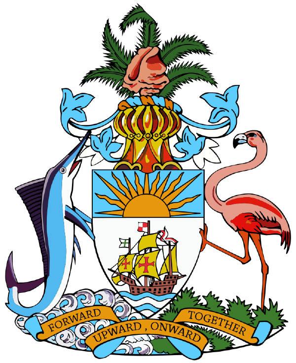 Bahamalar Arması