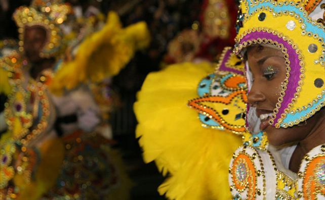 Bahamalarda festival