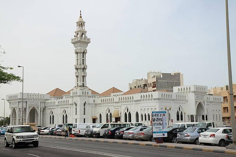 Gudaibiya Camii - Manama