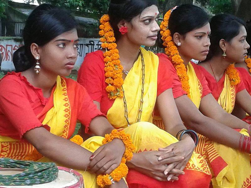 Dravidian - Kurukh insanlar