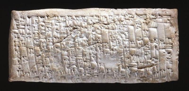 3750 Yıl Önce Yazılan Tarihin İlk Müşteri Hizmetleri Şikayeti
