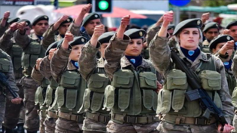 Ordusu Olmayan Ülkeler