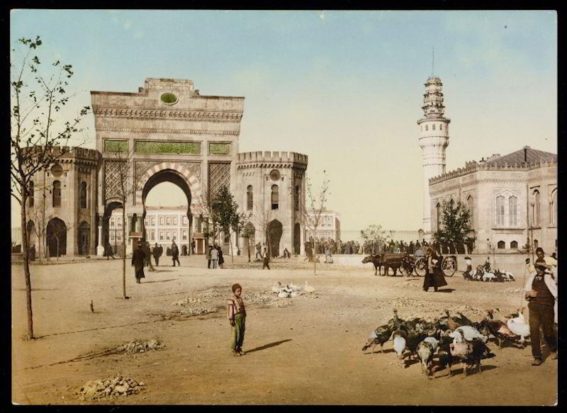 Osmanlı Dönemine Ait 6 Bin Fotoğraf Dijitalleştirilip Erişime Açıldı