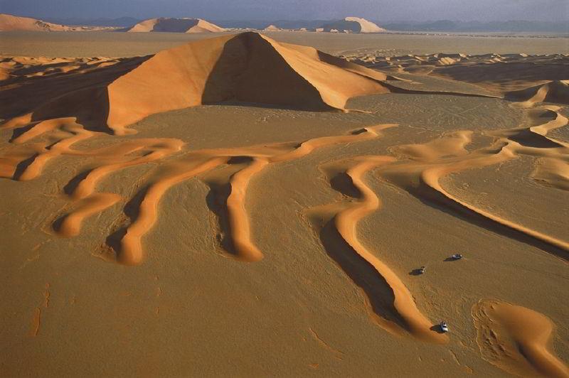 Dünyanın  en büyük Çölleri
