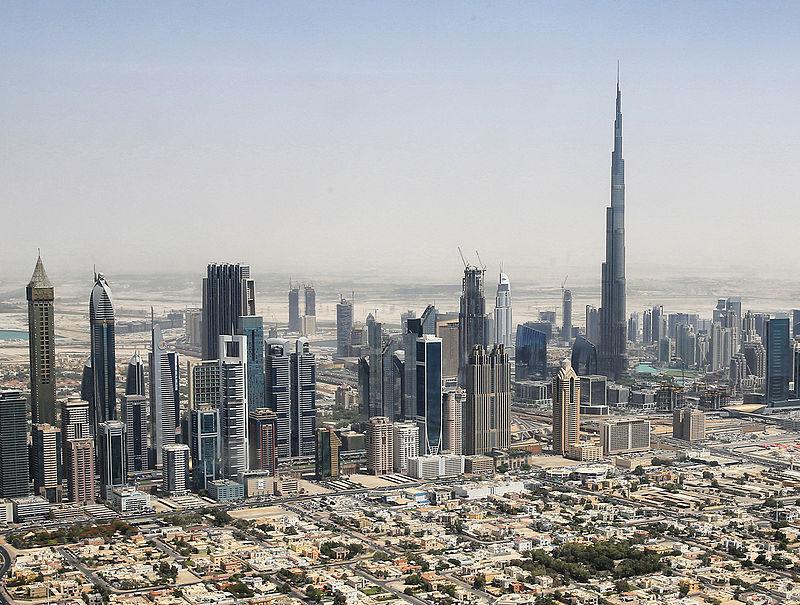 Dubai, Birleşik Arap Emirlikleri'nin finans merkezi