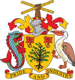 Barbados arması