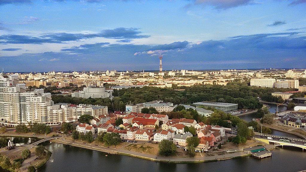 Başkent Minsk