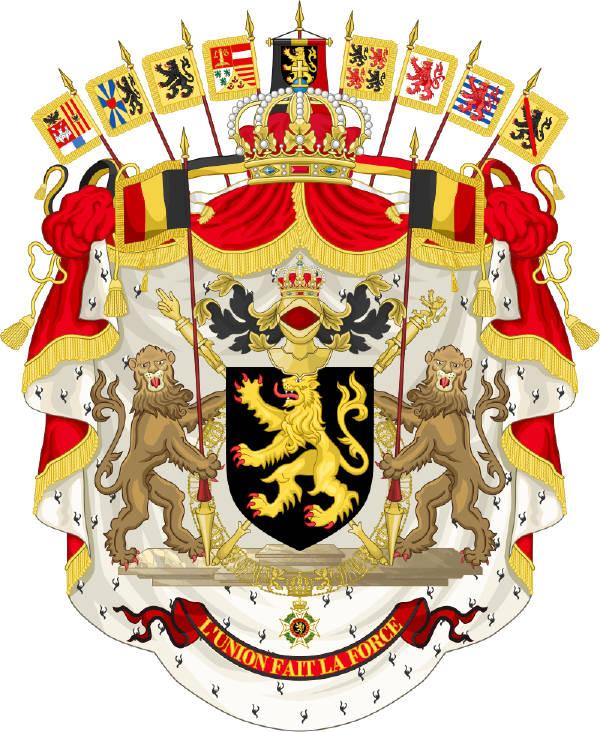 Belçika arması