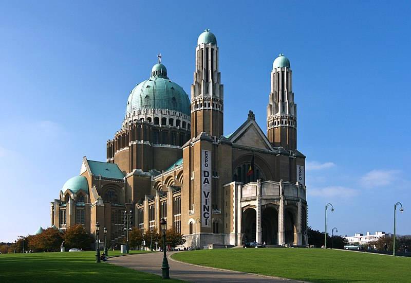 Koekelberg Kutsal Kalp Bazilikası, Brüksel