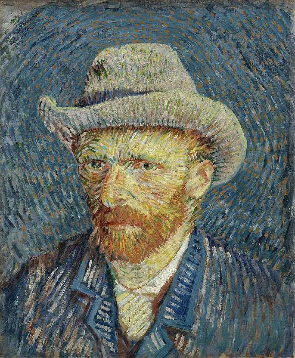 Vincent van Gogh otoportre