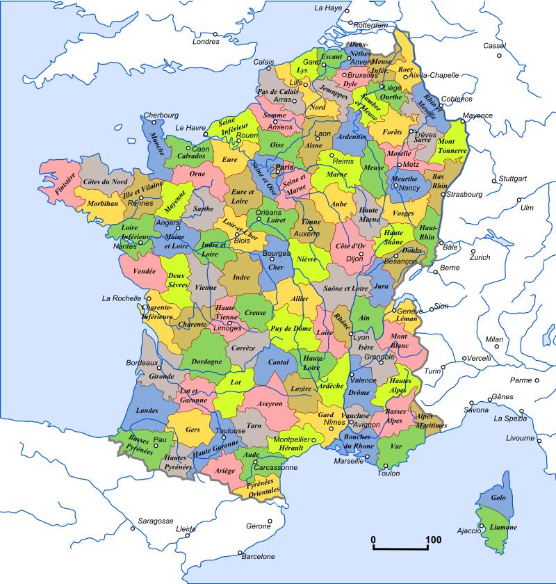 Belçika, Birinci Fransız Cumhuriyeti'ne entegre