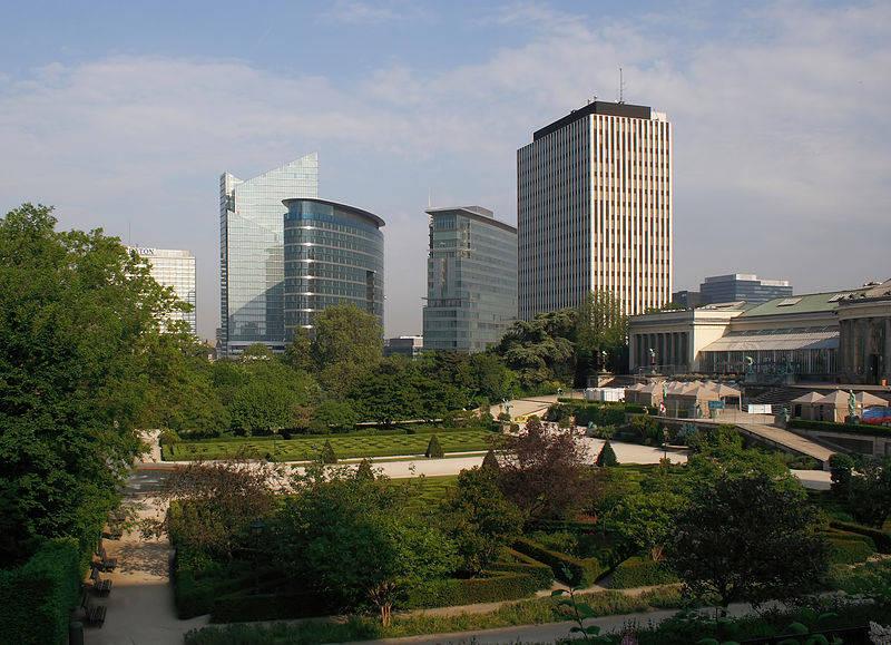 Brüksel Finans Merkezi