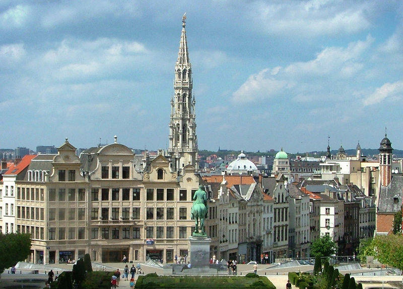 Belçika'nın başkenti ve en büyük kenti Brüksel