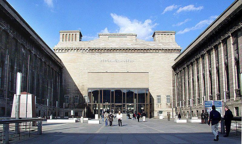 Bergama Müzesi (Pergamonmuseum)