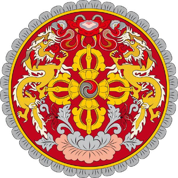 Bhutan arması