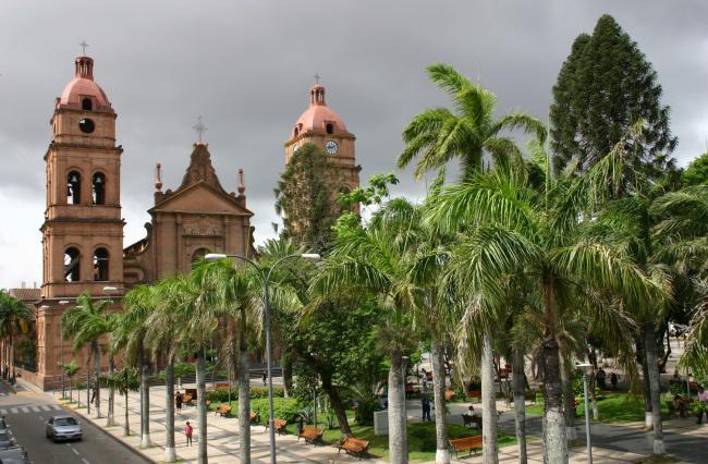 Bolivya'da Din
