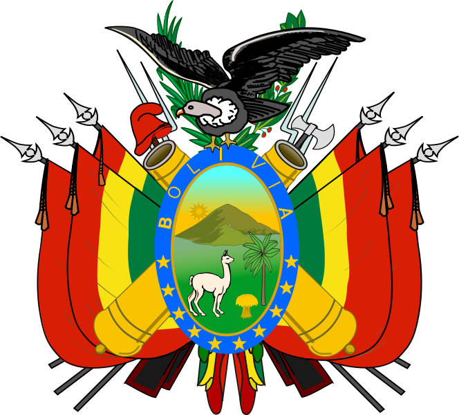 Bolivya  Arması