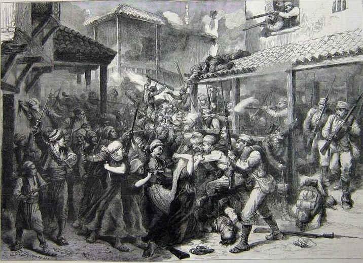 1878 Avusturya-Macaristan'ın Bosna-Hersek'i İşgali