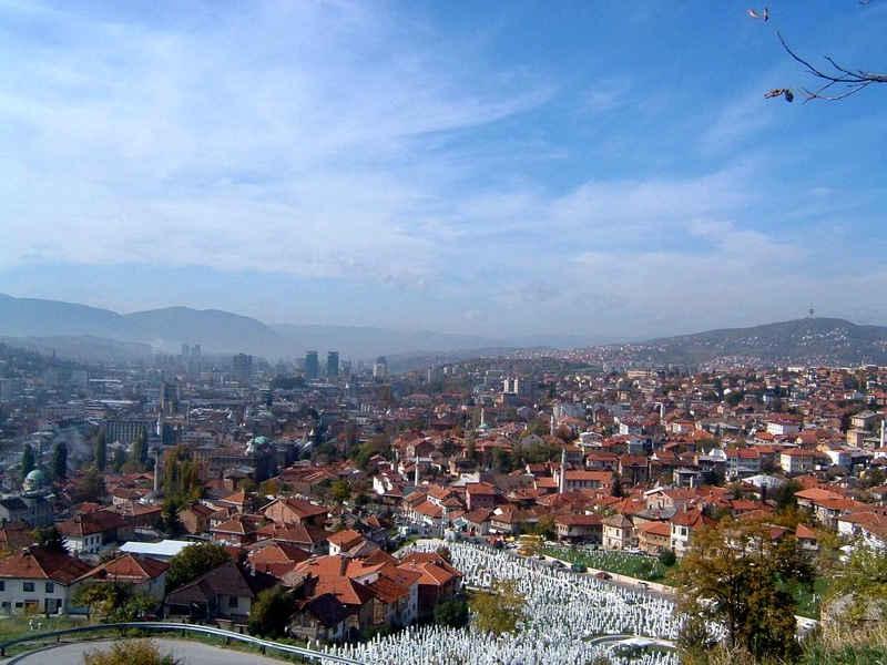 Başkent Saraybosna
