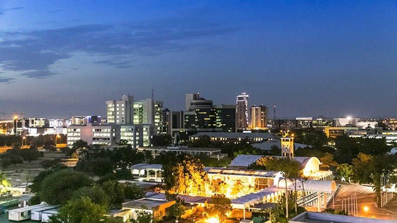 Başkent Gaborone