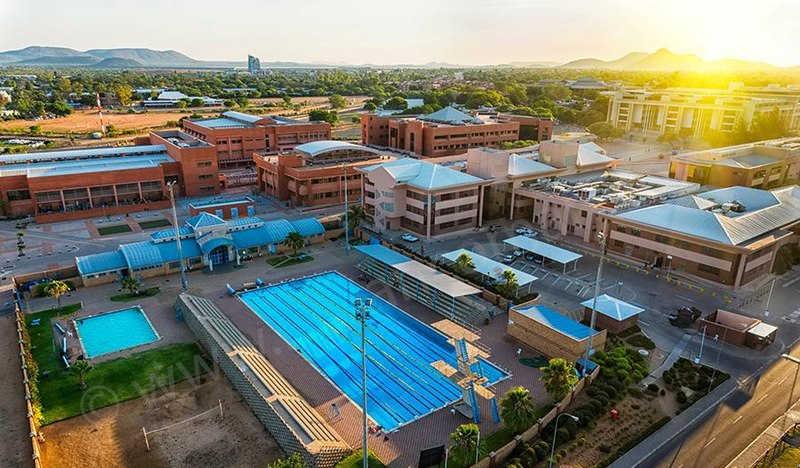 Botsvana Üniversitesi, Gaborone