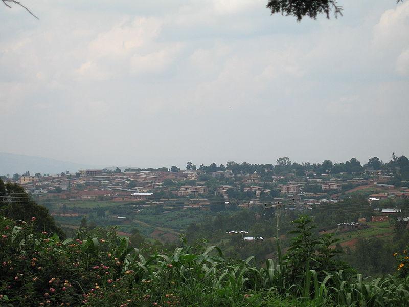 Başkent Gitega