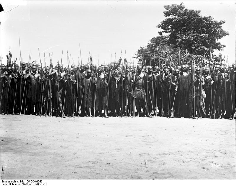 Kral Kasliwami yanlıları (1906-1918 arasında)