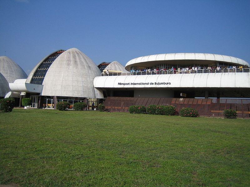 Bujumbura Uluslararası Havalimanı