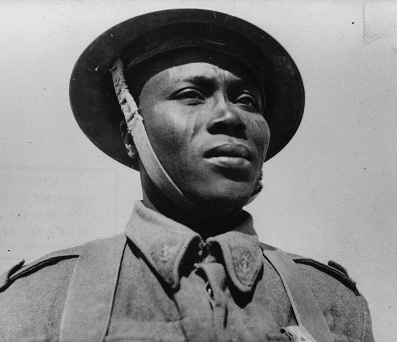 15 bin Çadlı asker II. Dünya Savaşı'nda Fransa için savaştı.