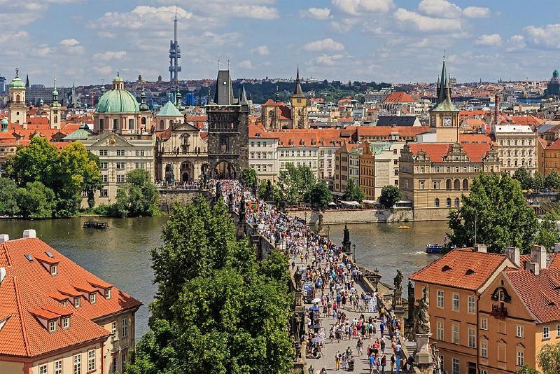 Başkent Prag