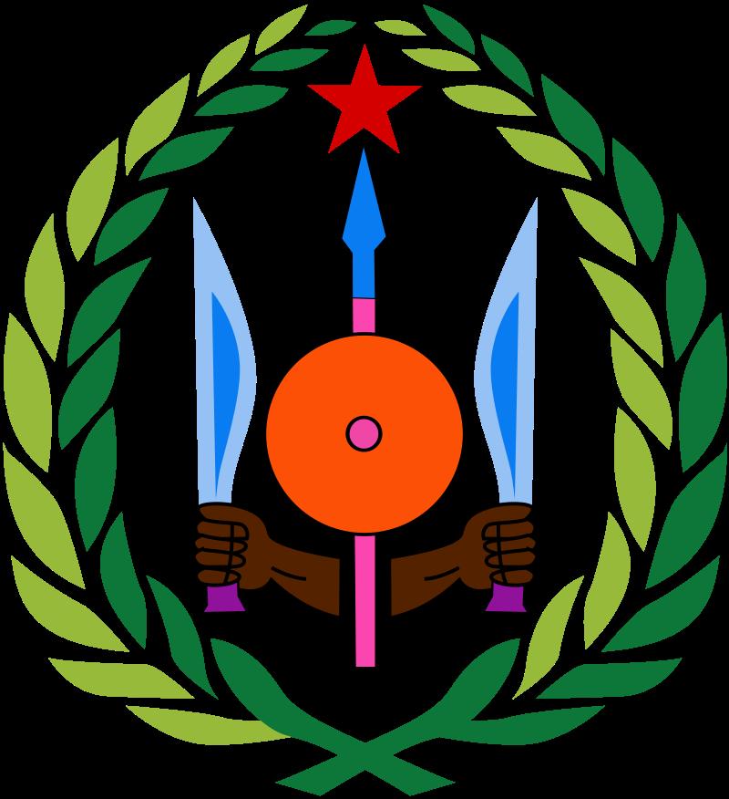 Cibuti arması