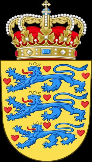 Danimarka  Arması