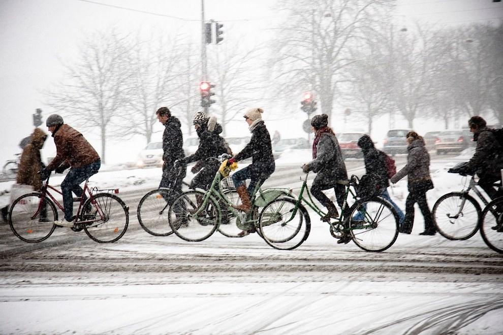 Danimarka İklimi