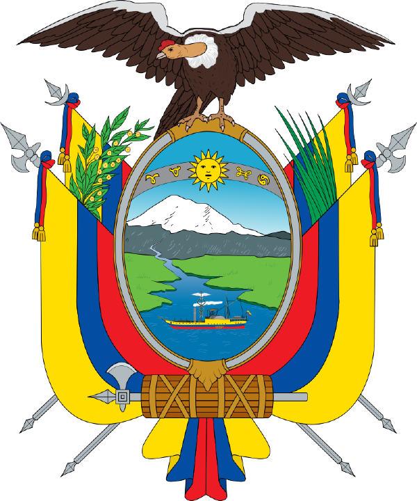 Ekvador Arması