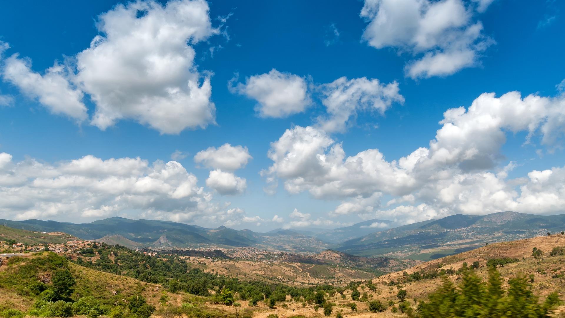Cezayir iklimi