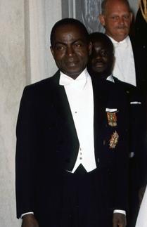 Félix Houphouët-BoignyFildişi Sahili ilk devlet başkanı
