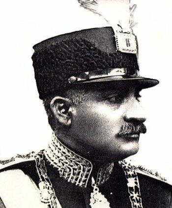 Rıza Şah Pehlevî