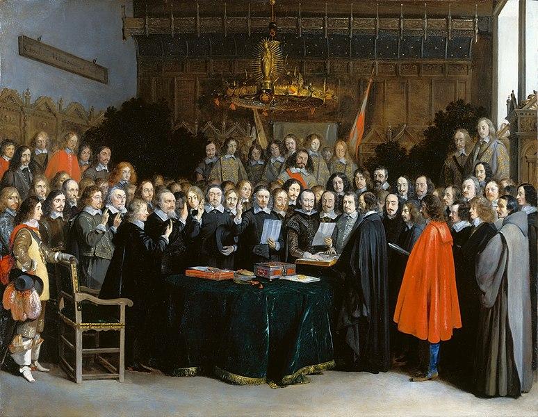Vestfalya barış anlaşması